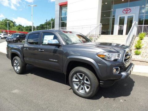 Toyota Tacoma Limited Double Cab 4x4