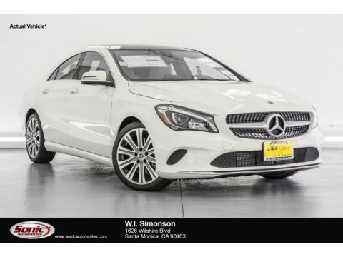 Mercedes-Benz CLA 250 4Matic Coupe