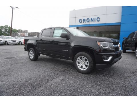 Chevrolet Colorado LT Crew Cab