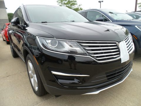 Black Velvet Lincoln MKC Premier.  Click to enlarge.