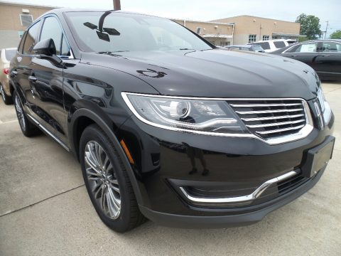 Black Velvet Lincoln MKX Reserve AWD.  Click to enlarge.