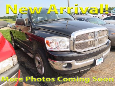 Dodge Ram 1500 Big Horn Edition Quad Cab 4x4