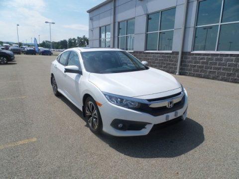 Honda Civic EX-L Sedan