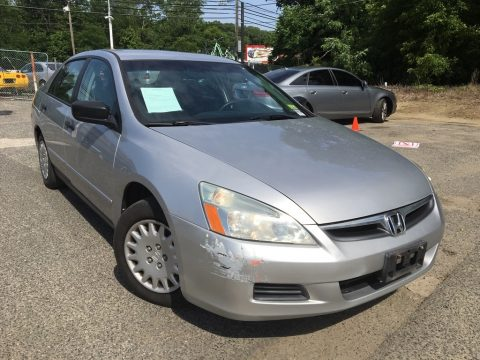 Alabaster Silver Metallic Honda Accord Value Package Sedan.  Click to enlarge.