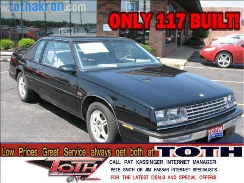 Used 1986 Buick LeSabre Grand National Coupe for Sale