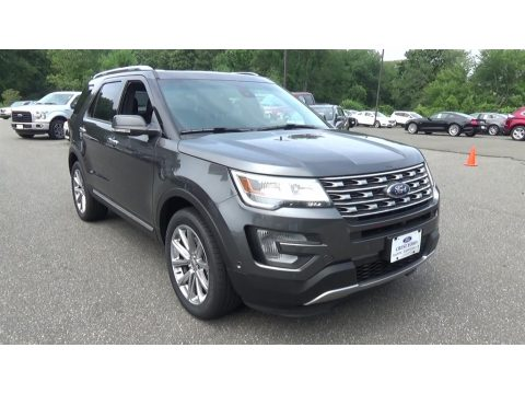 Ford Explorer Limited 4WD