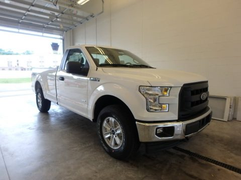 Ford F150 XL Regular Cab 4x4