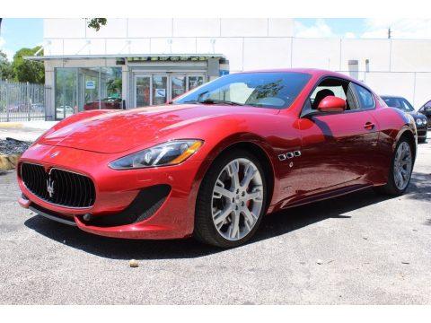 Maserati GranTurismo Sport Coupe