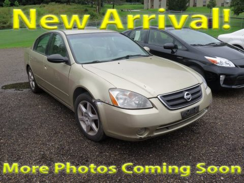 Velvet Beige Nissan Altima 3.5 SE.  Click to enlarge.