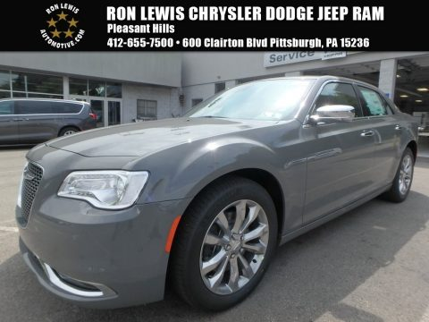 Ceramic Grey Chrysler 300 Limited AWD.  Click to enlarge.