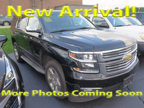 Chevrolet Tahoe LTZ 4WD