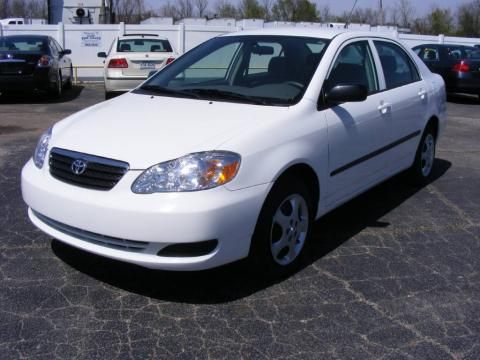 Toyota Dealers In Arkansas >> Used 2008 Toyota Corolla CE for Sale - Stock #017249 ...