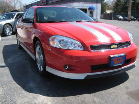 used 2006 chevrolet monte carlo ss for sale stock 31740 dealer car ad. Black Bedroom Furniture Sets. Home Design Ideas
