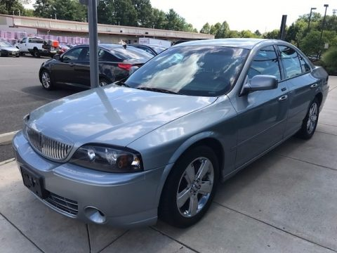 Pewter Metallic Lincoln LS V8.  Click to enlarge.