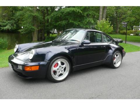used 1994 porsche 911 turbo 3 6 s for sale stock 12094x dealer car ad. Black Bedroom Furniture Sets. Home Design Ideas