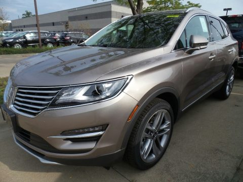 Iced Mocha Lincoln MKC Reserve AWD.  Click to enlarge.