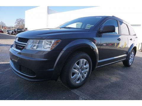 Granite Pearl-Coat Dodge Journey SE.  Click to enlarge.