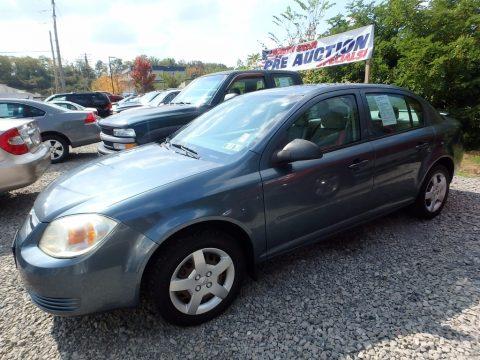 Blue Granite Metallic Chevrolet Cobalt LS Sedan.  Click to enlarge.