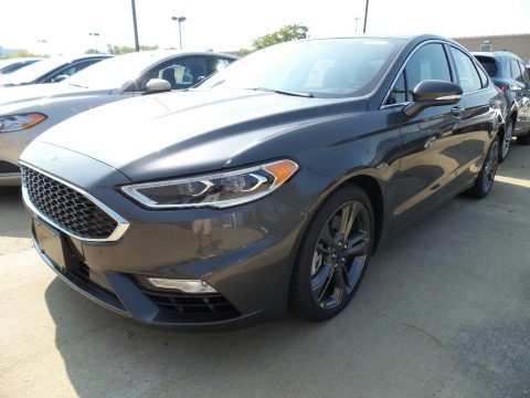 Magnetic Ford Fusion Sport.  Click to enlarge.