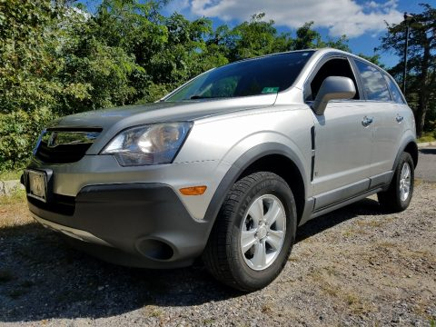 Silver Pearl Saturn VUE XE.  Click to enlarge.