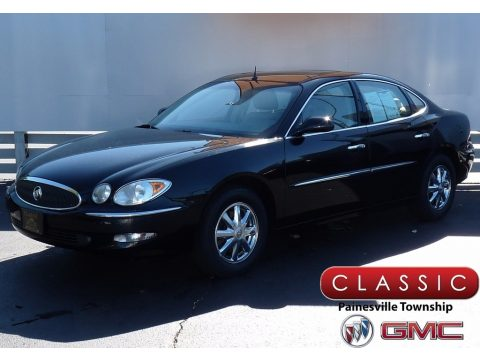 Black Onyx Buick LaCrosse CXL.  Click to enlarge.
