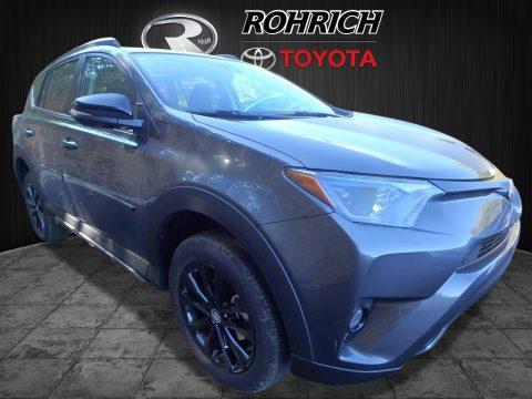 Magnetic Gray Metallic Toyota RAV4 Adventure AWD.  Click to enlarge.