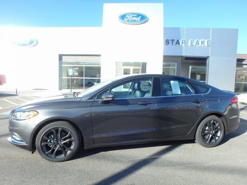 Ford Fusion SE