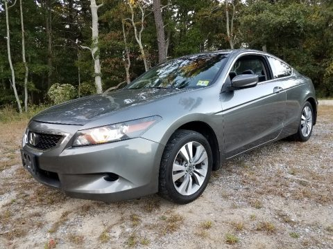 Polished Metal Metallic Honda Accord LX-S Coupe.  Click to enlarge.