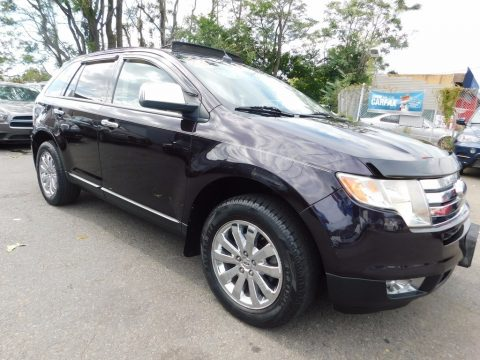 Black Ford Edge SEL Plus AWD.  Click to enlarge.