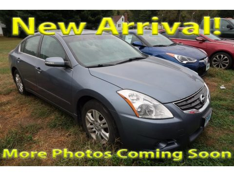 Ocean Gray Nissan Altima 2.5 SL.  Click to enlarge.