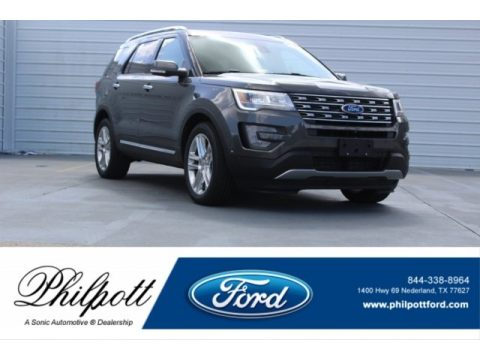 Magnetic Ford Explorer Limited.  Click to enlarge.