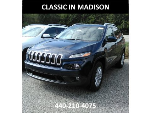 Jeep Cherokee Latitude Plus 4x4