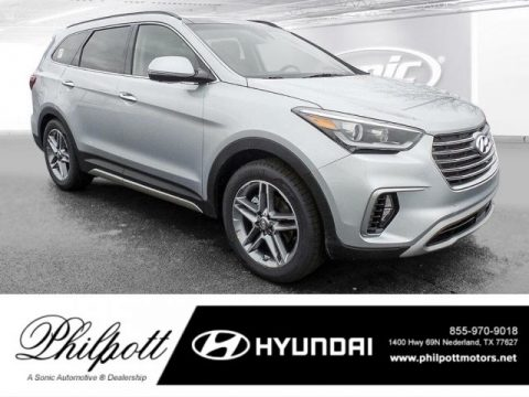 Hyundai Santa Fe Limited Ultimate