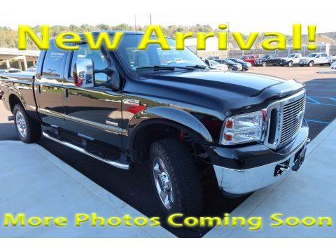 Ford F250 Super Duty Lariat Crew Cab 4x4