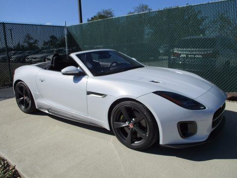 Jaguar F-Type 400 Sport Convertible AWD
