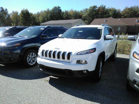 Jeep Cherokee Latitude Plus 4x4