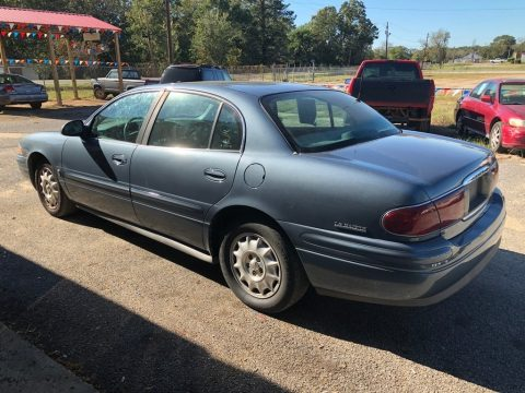Ming Blue Metallic Buick LeSabre Limited.  Click to enlarge.