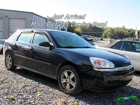 Laser Blue Metallic Chevrolet Malibu Maxx LS Wagon.  Click to enlarge.