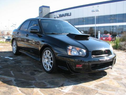 used 2005 subaru impreza wrx sti for sale stock pp0700 dealer car ad 1235059. Black Bedroom Furniture Sets. Home Design Ideas