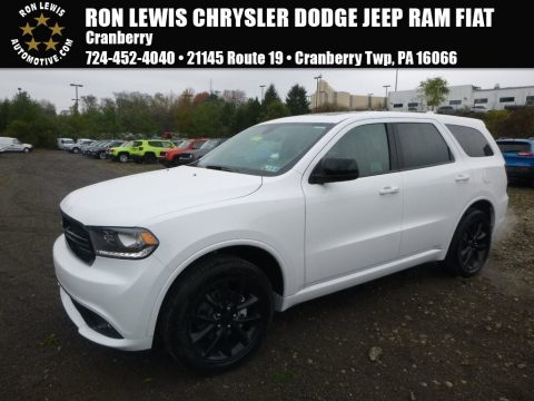 White Knuckle Dodge Durango SXT AWD.  Click to enlarge.