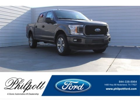 Magnetic Ford F150 STX SuperCrew.  Click to enlarge.
