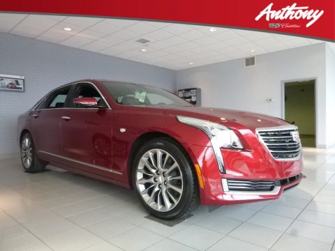 Cadillac CT6 3.0 Turbo Luxury AWD Sedan