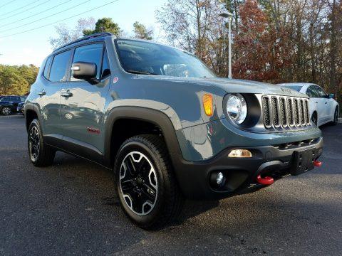 Jeep Renegade Trailhawk 4x4