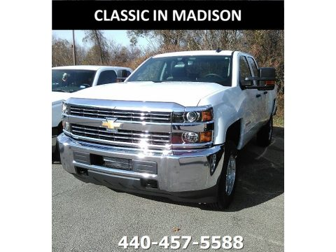 Chevrolet Silverado 2500HD Work Truck Double Cab 4x4