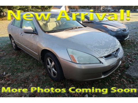Desert Mist Metallic Honda Accord EX Sedan.  Click to enlarge.