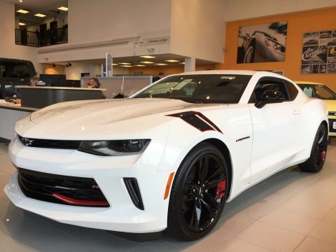 Chevrolet Camaro LT Coupe