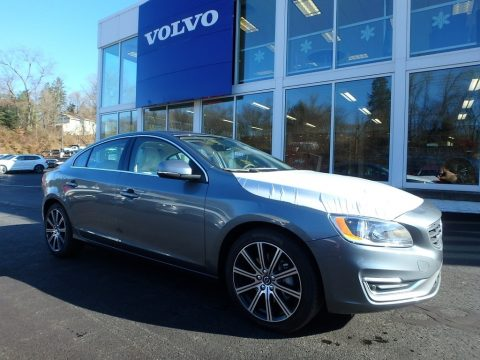 Osmium Grey Metallic Volvo S60 T5 AWD.  Click to enlarge.
