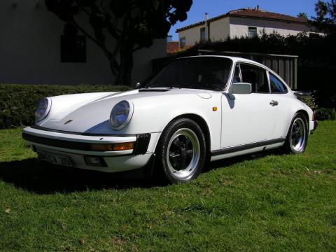 used 1985 porsche 911 carrera coupe for sale stock 1602 dealer car ad. Black Bedroom Furniture Sets. Home Design Ideas