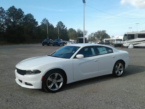 White Knuckle Dodge Charger SXT Plus.  Click to enlarge.