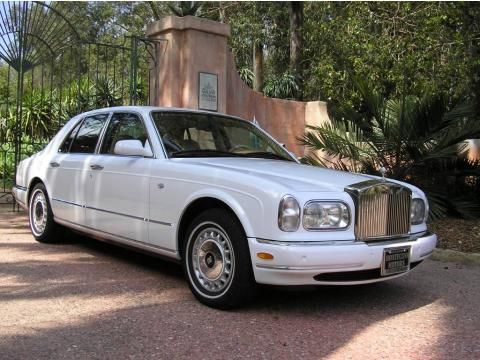 used 2000 rolls-royce silver seraph for sale - stock #4030